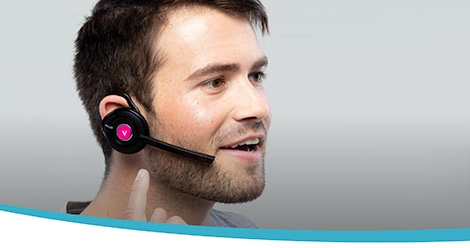 VoCoVo DECT Communication Headsets
