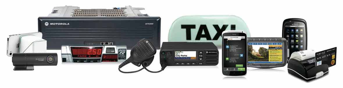 Full range of Taxi sector products